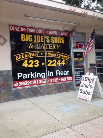 Big Joe's Subs