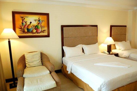 Boracay Mandarin Island Hotel: room