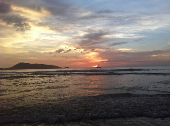 Patong Terrace Boutique Hotel: A five minutes walk from the beach