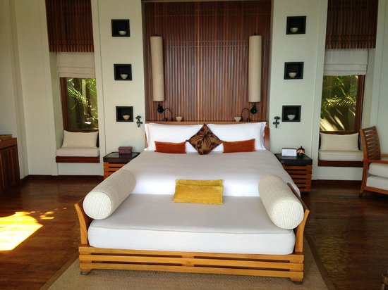 MAIA Luxury Resort & Spa: Bedroom