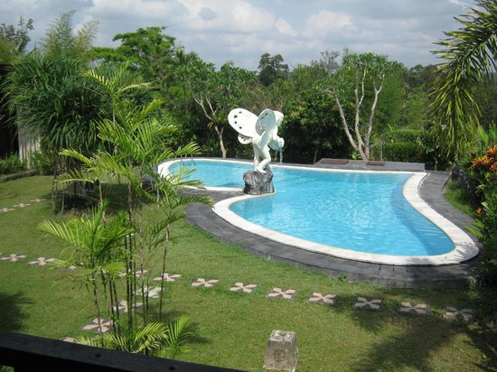 Lovely Bali Nature Adventure Tours: Bali Nature Heart Shaped Pool