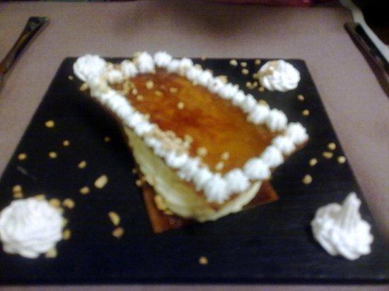 l'àlzumar restaurant: Santhonoré L'Alzumar