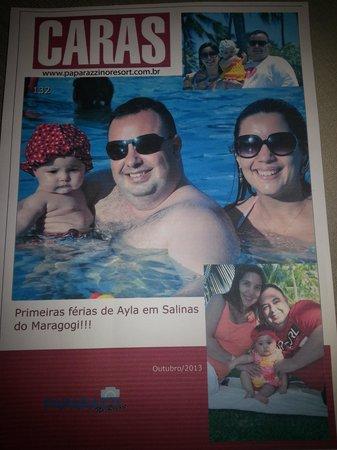 Salinas Maragogi All Inclusive Resort: Ferias no Salinas do Maragogi