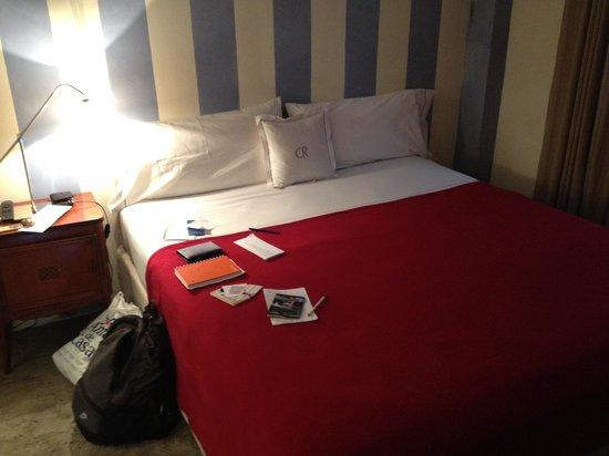 Hotel Costa Rica: La habitación
