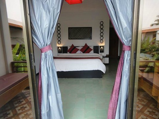 La Niche d'Angkor Boutique Hotel: Room