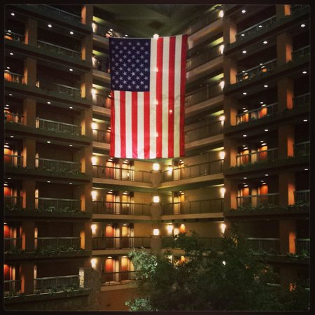 Chateau on the Lake Resort & Spa: America at its' best