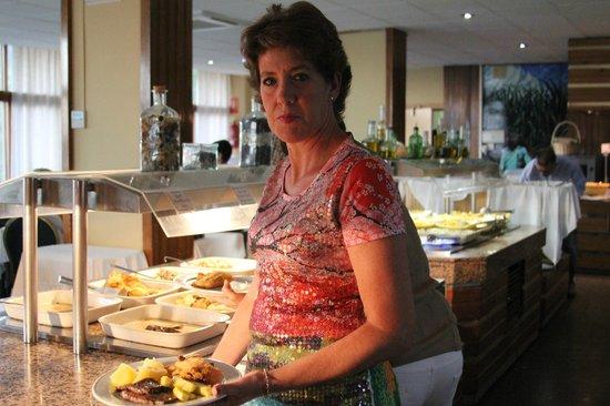 BEST WESTERN Hotel Salobrena: mi yoli