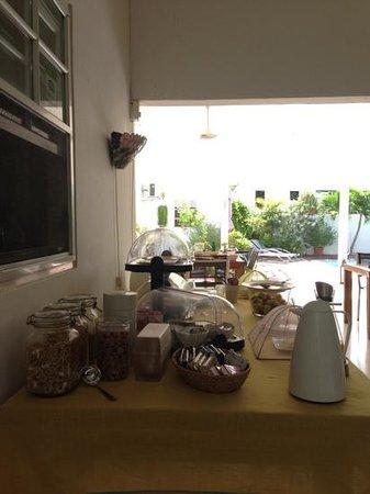 B&B Sombre di Kabana: heerlijk ontbijten in de schaduw