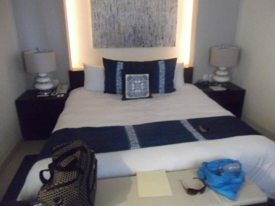 Marival Residences Luxury Resort: Our bedroom