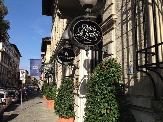 Hotel Regency: Aussenansicht