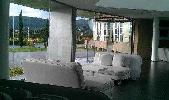 A Point Arezzo Park Hotel: la hall