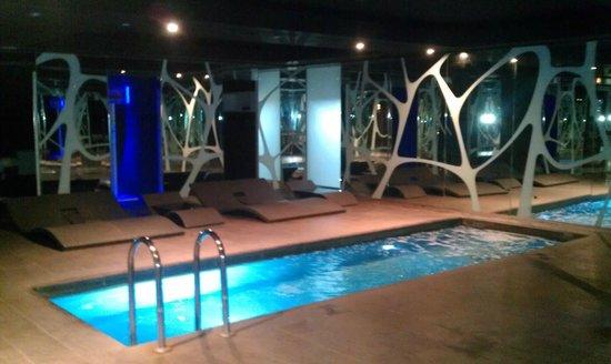 A Point Arezzo Park Hotel: la spa