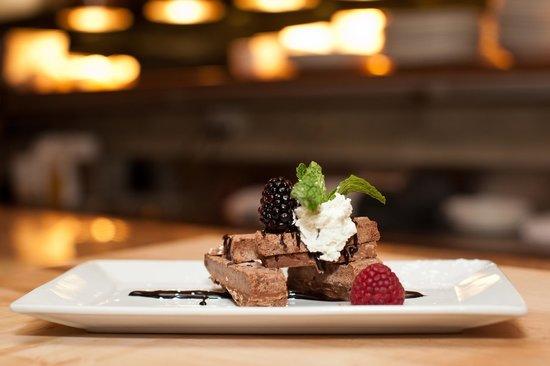 Trio: Chocolate Brownie