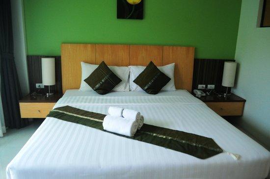 Kalim Place: Bed