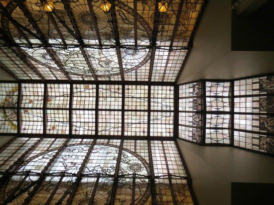 Glas in Lood Scheepvaarthuis