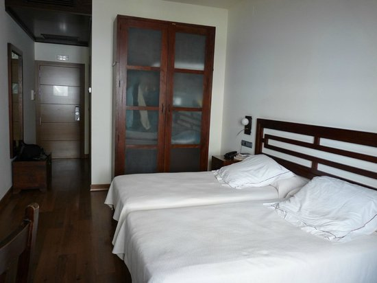 Hotel Casa del Trigo: chambre
