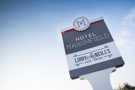 Hotel Marshfield, BW Premier Collection : Hotel Marshfield