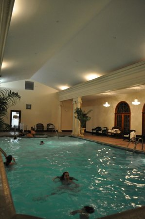 Bluenose Inn - A Bar Harbor Hotel : Pool