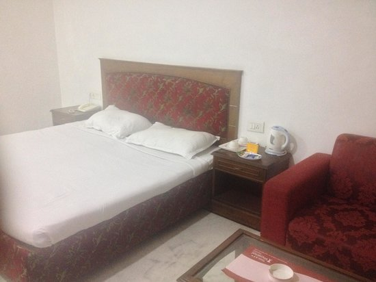 Imperial Executive Hotel : Bed Room