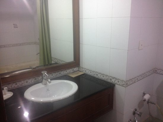 Imperial Executive Hotel : Wash Room