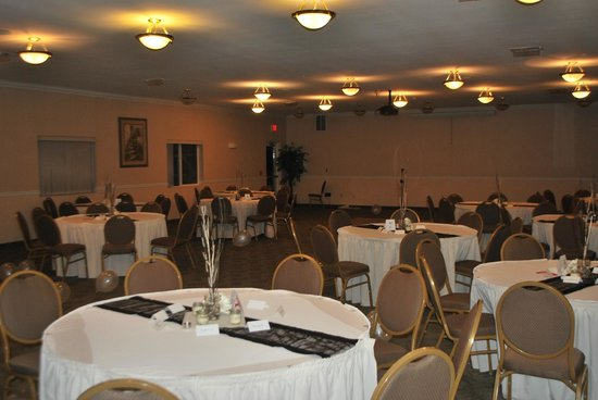 Comfort Inn Tumwater: Large conference/meeting space!