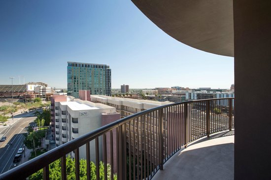 Residence Inn Tempe Downtown/University : Balcony Suite