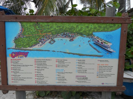 Map of the island - Picture of Castaway Cay, Sandy Point ... Map Castaway Cay on great stirrup cay map, downtown disney, green turtle cay map, cozumel map, miami map, adventures by disney, disney's hollywood studios map, disney cruise line terminal, epcot map, disney wonder, norman's cay map, coco cay map, pillar point half moon bay map, private island map, disney's vero beach resort map, harbour island map, new providence, lyford cay map, private island, musha cay, disney cruise line, walt disney parks and resorts, nassau map, green turtle cay, cay sal map, disney dream, paradise island, hong kong disneyland resort, karl holz, disney's animal kingdom map, cay islands map, disney's river country map, downtown disney map, disney magic, shanghai disney resort, dubai map,