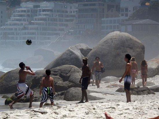 Clifton Beaches: Clifton Beach