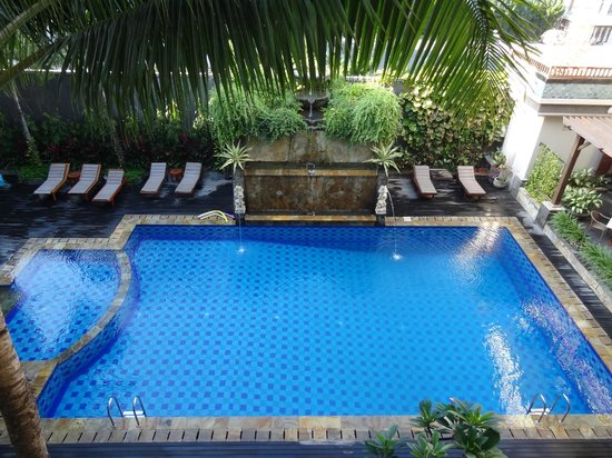 The Vira Bali Boutique Hotel & Suite: piscine