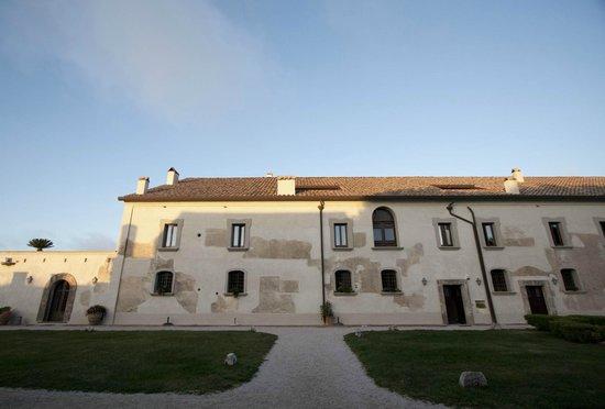 Masseria Astapiana Villa Giusso: main building