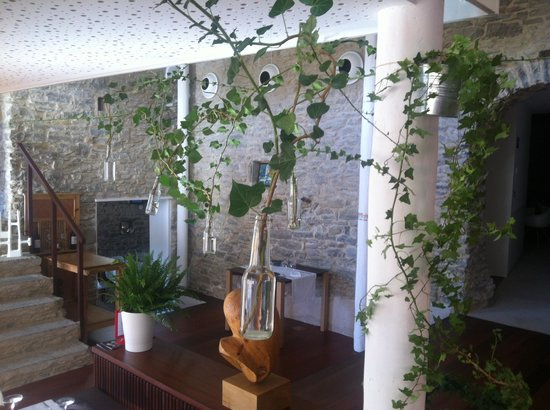 La Demba Art-Hotel : Restaurante