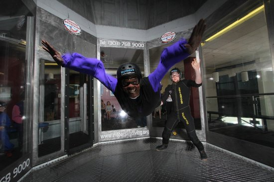 iFLY Indoor Skydiving Denver: Soar like a bird!