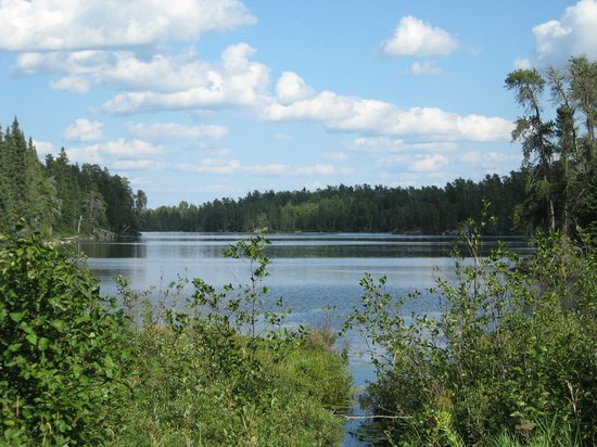 Whiteshell Outfitters: Scenery in Whiteshell Provincial Park