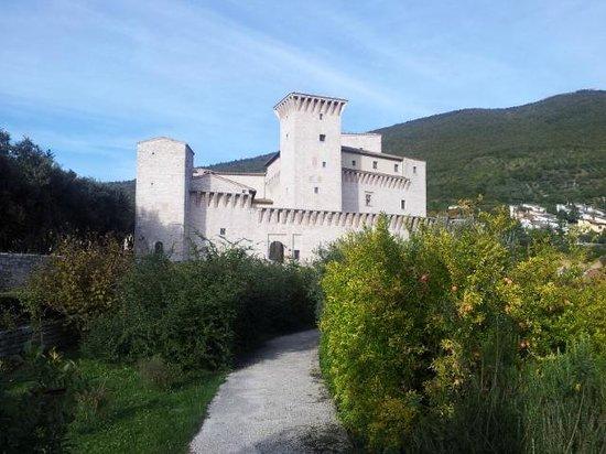 Museo Civico Rocca Flea : Rocca Flea