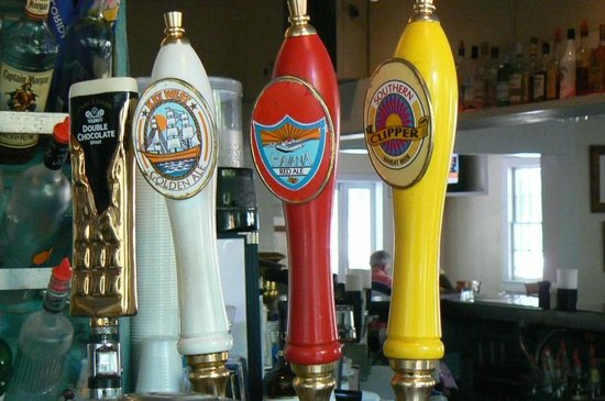 Kelly's Caribbean Bar & Grill : Kelly's House Tap Handles