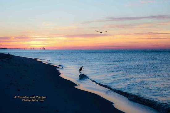 Okaloosa Island: Sunrise
