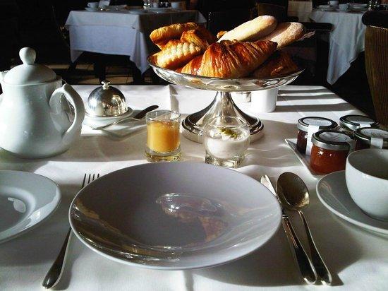 La Réserve Genève - Hôtel and Spa : breakfast