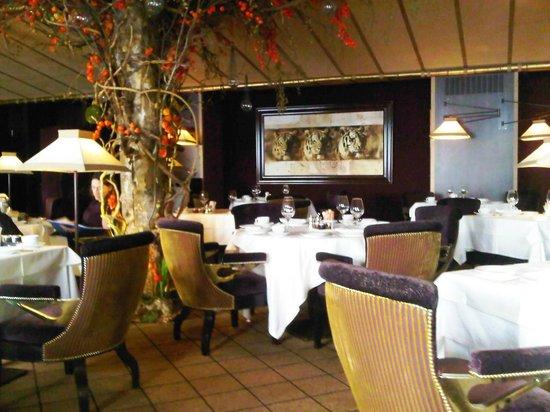 La Réserve Genève - Hôtel and Spa : Loti restaurant