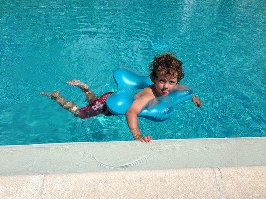 Okaloosa Island: Pool