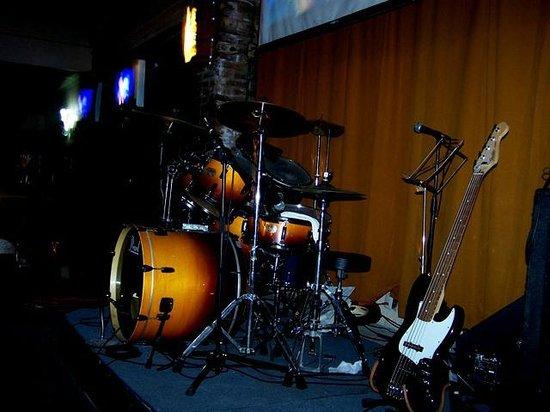 Club Roxy: Stage!!
