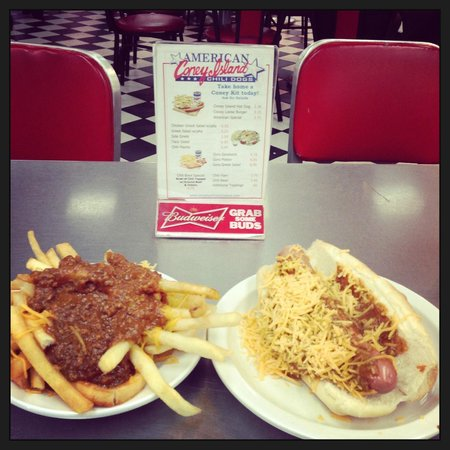 American Coney Island: Bring on the Chili!!