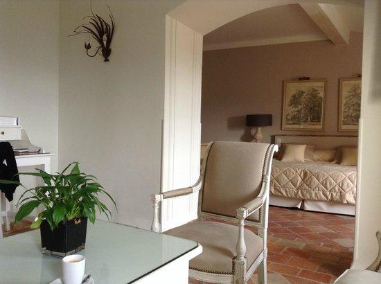 La Bastide Saint Antoine Jacques Chibois: the suite