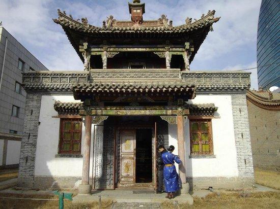 Choijin Lama Temple Museum: main temple
