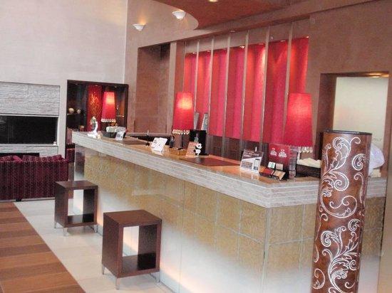 Hotel Coco Grand Ueno Shinobazu: Lobby