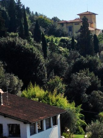 Pensione Bencista : Campagne de Toscane