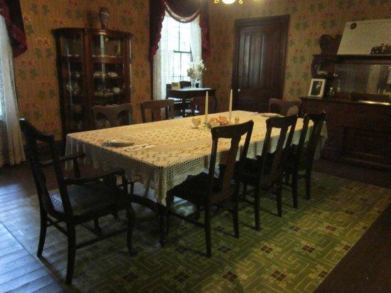 Wren's Nest: Dining Room
