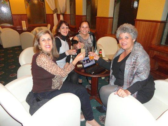 Hotel Torremayor Lyon: Brinde a nossa viagem
