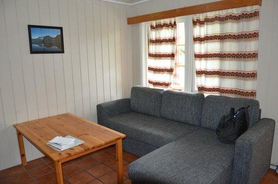 Sandvik Camping: Soggiorno