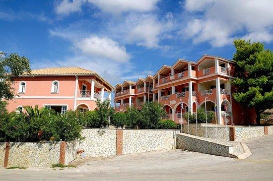 Sarakina Apartments: Looked good on arrival