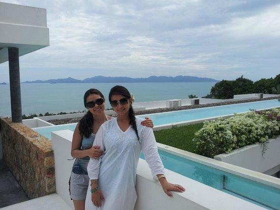 Infinity Residences & Resort Koh Samui : Ground views